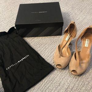 Fratelli Rossetti heels